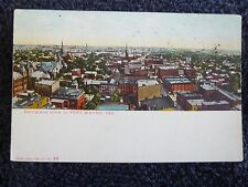 1906 A Bird's Eye View of Fort Wayne, In Indiana PC
