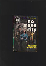 VINTAGE.U.K.PB.NO MEAN CITY.JUVIES.CORGI BOOK#S454