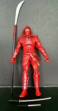 "Marvel Universe Red Hand Ninja 3.75"". Loose MINT Display Figure."