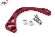 YAMAHA YFM 660 R RAPTOR 2001-2006 CNC ALUMINIUM CASE SAVER RED