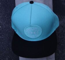 New Diamond Supply Co. Teal Conflict Mens Snapback Hat One size Fit HTDMD-404