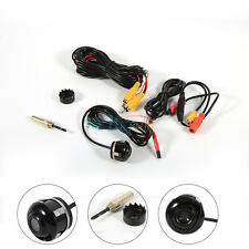 Mini 360° CCD HD Car Front Side Rear View Parking Reverse Camera Night Vision