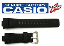 CASIO G-Shock GW-1500 16mm Original Black Rubber Watch BAND Strap GW-1500A