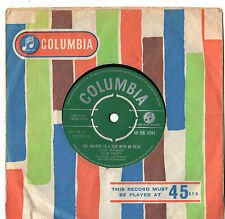 "Slim Dusty The Answer To A Pub With No Beer 7"" Sgl 1959"