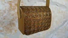 INDIAN HANDCRAFTED CLASSIC WEDDING PURSE PARTY HANDBAG EVENING CLUTCH BAG RETRO