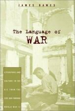The Language of War: Literature and Culture in the U.S. from the Civil-ExLibrary