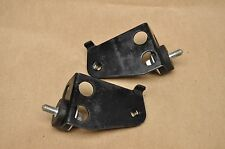 Vtg 1984 Honda VF1000 F Left & Right Head Light Ears Stay Mounting Bracket A78