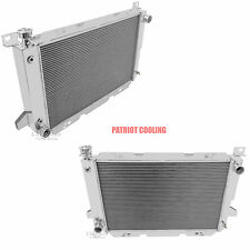 1985-1996 Ford Bronco 3 Row CHAMPION Aluminum Radiator