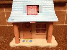 Fisher-Price Loving Family Cabin Playhouse