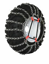 Grizzlar GTU-252 Garden Tractor Tire Chains 5.00-8 5.70-8 16x5.50-8 16x6.50-8