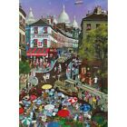 ALEXANDER CHEN ** A DAY AT MONTMARTRE ** SIGNED MIXED MEDIA