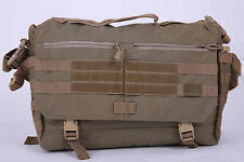 5.11 Tactical Rush Delivery Lima Messenger Bag - Sandstone - New with Tags
