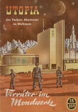 """Utopia Nr. 018  ***Zustand 2+***  """"Jim Parker"""""""
