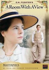 Masterpiece Theatre: A Room with a View (2008, DVD NEUF)