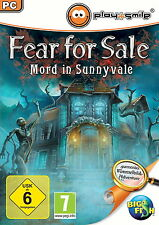 Fear For Sale - Mord in Sunnyvale (Wimmelbild Abenteuer Big Fish)