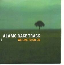 (AN100) Alamo Race Track, We Like To Go On - DJ CD