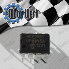 2x Microchip MCP2551 CAN Controller Interface / Buffer