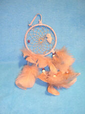 "Dream Catcher in Indian Style, Large Measures 15"" From Top to Bottom"