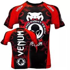 Venum UFC K-1 MMA Martial Arts Boxing T-shirts Wanderlei