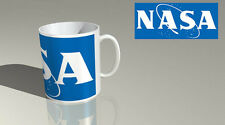 NASA coffee tea mug /gift present birthday novelty