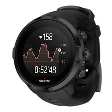 Suunto Spartan Sport Wrist HR All Black GPS Watch Athletic Multisport