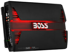 BOSS Audio PF2600 Phantom 2600W 4 Channel Full Range, Class A/B Amplifier