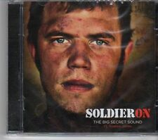 (EW711) Soldier On, The Big Secret Sound FT Andrew James - 2014 sealed CD
