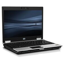 "HP EliteBook 2540p Notebook/12"" Display/Core i7/4 Gb RAM/128Gb SSD/Good Battery"