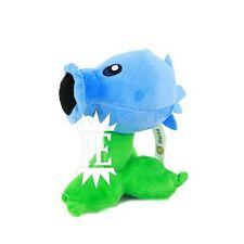 PIANTE CONTRO ZOMBI SPARABRINA 18 CM PELUCHE plants vs. zombies peashooter ice
