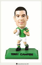 *2009 Select NRL STARS COLOR FIGURINE NO.9 Terry Campese (Raiders)