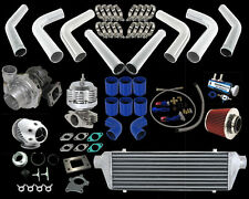 T3/T4 HYBRID 25PSI TURBO SQV PIPING KIT SUBARU WRX/STi GC GD RS LEGACY OUTBACK