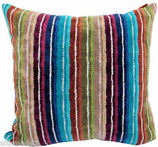 MISSONI HOME 3D CHEVRONS KNITTED NATHAN 170 PILLOW COVER 100% COTTON VELOUR