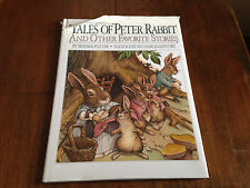 The Complete Tales of Peter Rabbit & Other Favorite Stories by Potter Large HCDJ
