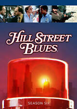 Hill Street Blues: Season 6, New DVDs