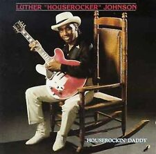 Johnson,Luther House: Houserockin Daddy  Audio Cassette