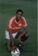 Manchester United Hand Signed Viv Anderson Photo 12x8 1.