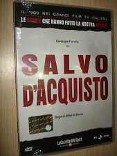 DVD N°7 FICTION SALVO D'ACQUISTO LE STORIE CHE HANNO FATTO LA NOSTRA STORIA RAI