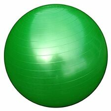Protoner Gym Ball 65 cms fwith inflating pump Green