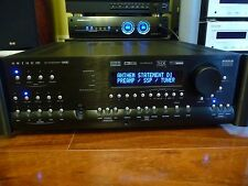 Anthem Statement D1 preamp/ Processor stereo amplifier - Mint condition!