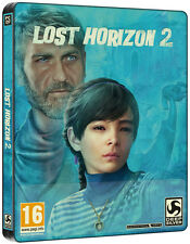 Lost Horizon 2-Steelbook Edition PC it import Deep Silver