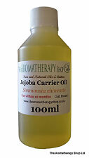 Best American Jojoba Oil 100ml / Cold Pressed