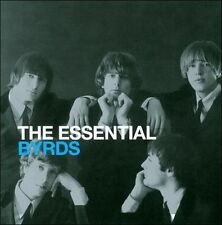 NEW The Essential Byrds by The Byrds CD (CD) Free P&H