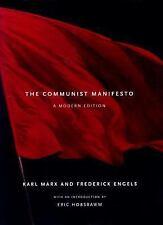 The Communist Manifesto: A Modern Edition-ExLibrary