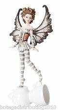 Espresso Faery Amy Brown 2015 Collection Coffee Cup Chocolate Fairy Diva