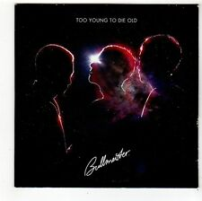(FS201) Too Young To Die Old, 5 track sampler - 2011 DJ CD