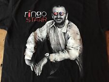 RINGO Starr and his All Star Band 1997 Tour T-Shirt Lrg beatles frampton Mint