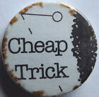 """CHEAP TRICK Old Vtg 70`s/80`s 25mm-1"""" Button Pin Badge CT.105"""