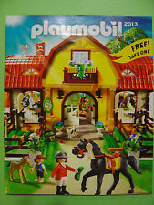 "NEW Playmobil 2013 US/USA Catalog - Full-Size 8""x10"" - 55 Pages BRAND NEW!"