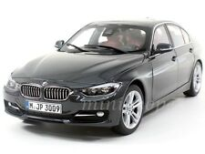 PARAGON 97025 BMW F30 3 SERIES 1/18 DIECAST MINERAL GREY