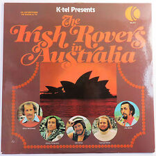 The Irish Rovers In Australia by The Irish Rovers, K-Tel 1976 LP Vinyl Record